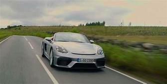 2020 Porsche 718 Cayman GT4 And Spyder Are Terrific
