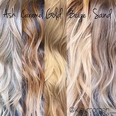 Tones Of Hair