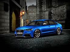 2012 Audi Rs6 Rendered Autoevolution
