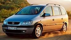 Opel Zafira A Autobild De