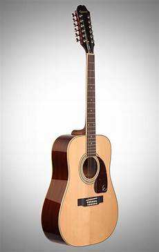 epiphone 12 string guitar epiphone dr 212 12 string acoustic guitar zzounds