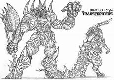 dinobots coloring pages 16835 my transformers dinobot by noosem on deviantart