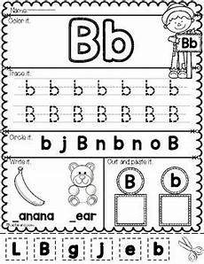 kindergarten letter a worksheets 23374 alphabet worksheets for kindergarten by nastaran tpt
