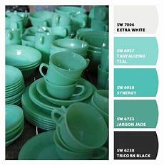 paint colors from chip it by sherwin williams in 2020 green milk glass vintage glassware