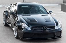 sl black series mercedes sl65 black series by hg motorsports