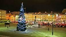 weihnachten in helsinki finnland stock footage