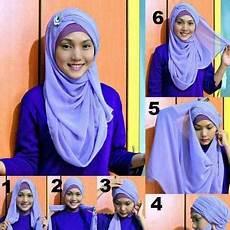 8 Model Jilbab Terbaru 2016 Dan Cara Pemakaiannya 1000