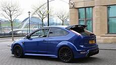 500 bhp focus rs mk2 spitting flames