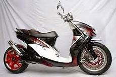 Modifikasi Motor Mio Soul Simple by 67 Gambar Modifikasi Motor Mio Soul Gt 125 Simple Standar