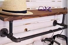 garderobe aus rohren vintage garderoben garderobe wandgarderobe stahlrohr