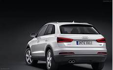 audi q3 2012 widescreen car wallpapers 02 of 115