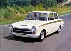 Ford Cortina Lotus Mk1 Une GTI Avant Lheure