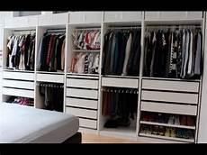 Comment Organiser Un Dressing Familial Ou B 233 B 233 Pax Ikea