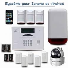 maison alarme sans fil alarme maison optium ka440w alarme maison sans fil