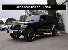jeep wrangler occasion pas cher achat voiture jeep occasion en tunisie bon coin