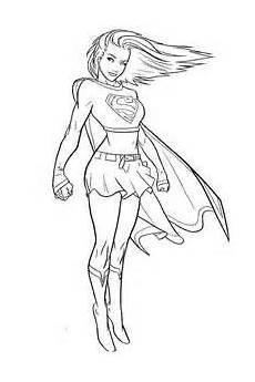 Ausmalbilder Weibliche Superhelden Superman Ausmalbilder Ausmalbilder F 252 R Kinder