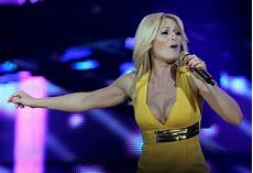 Helene Fischer Performs At Stadion Tour In Rostock June 2015