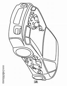 Ausmalbilder Coole Rennautos Computer Assignments Car Coloring Pages