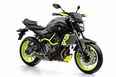 Yamaha Mt 07 Moto Cage Fluo Revealed Visordown