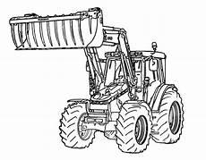 traktor 5 ausmalbilder kostenlos