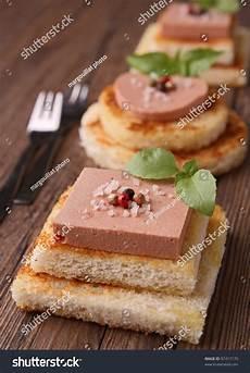 toast foie gras toast with foie gras stock photo 87417170