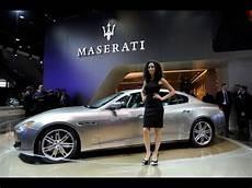 Maserati At Frankfurt Motor Show Iaa 2013