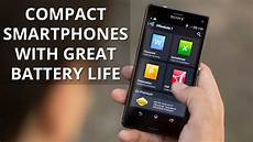 compact smartphones with great battery - Kompakte Smartphones 2017
