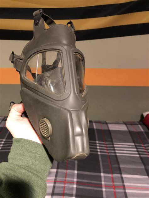 Xm28 Gas Mask