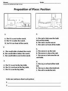 beginning worksheets for adults 18536 esl adults beginners preposition worksheets by around the world learning