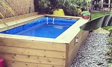 how to make a hay bale swimming pool simplemost