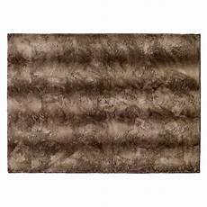 fellimitat teppich winter home fellimitat teppich yukonwolf ca 70x150 cm braun