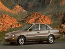 blue book value for used cars 1997 geo metro on board diagnostic system 1994 geo prizm sedan 4d used car prices kelley blue book