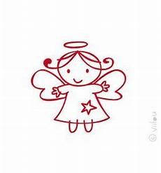 Einfache Malvorlage Engel Engel Niedliche Gezeichneten Satz Zeichnen Vorlagen