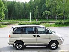 2000 Mitsubishi Space Gear Pictures 2 5l Diesel Manual