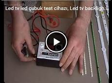 led tv led test cihazı led backlight test cihazı led