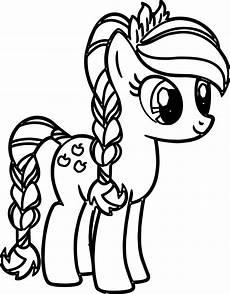 Malvorlagen My Pony My Pony Malvorlage Ponys
