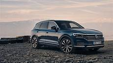 vw touareg review 2018 specs prices on sale date car