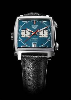 Watches Cars Tag Heuer Monaco With Racing Pedigree