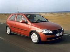 Opel Corsa C Gsi Hatch