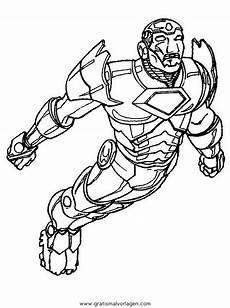 iron 07 gratis malvorlage in comic trickfilmfiguren