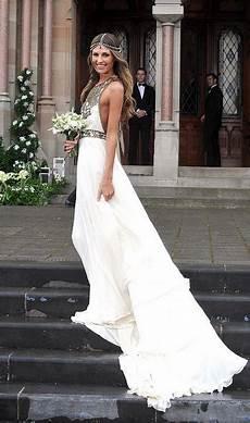 Brautkleid Boho Style - boho wedding blogizing