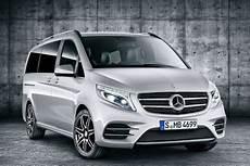 neue vans 2015 mercedes v klasse amg line iaa 2015 vorstellung