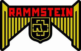RAMMSTEIN DECAL / STICKER 09