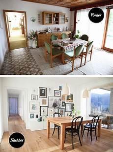 Vorher Nachher Das Esszimmer Wohnprojekt Wohnblog F 252 R