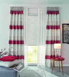 gardinen deko mit ihrem eleganten dekostoff und ihrer halbtransparente