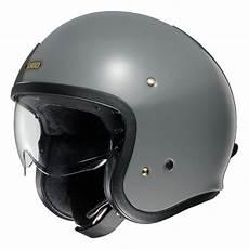 casque shoei jet casque shoei j o uni casque jet motoblouz