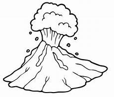 malvorlage vulkan dino vulkan ausmalbilder kostenlose malvorlage dinosaurier und