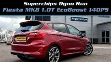 Superchips Dyno Run Ford Mk8 1 0t Ecoboost 140ps