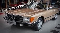 mercedes 280 sl r107 oldtimer i l 252 ske classic