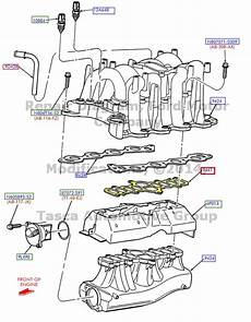 2003 Ford F 150 4 6l Engine Diagram Electrico by New Oem Intake Manifold Gasket 5 4l 2001 2003 Ford F150